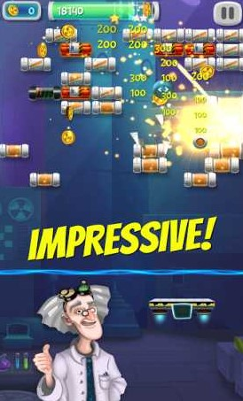 Brick Breaker Lab 1.3.2 Apk + Mod (Unlimited Money) for android